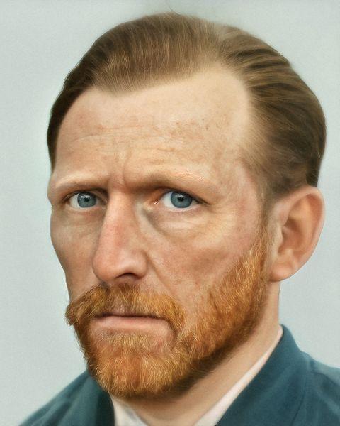 Bas Uterwijk, Vincent Van Gogh