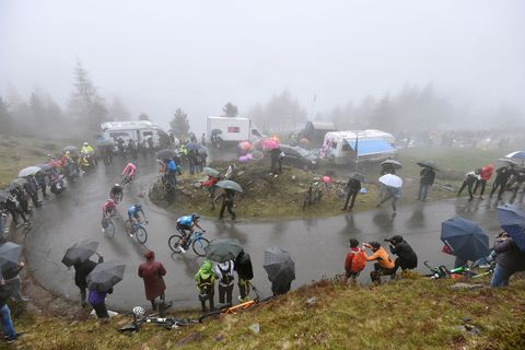 102nd Giro d'Italia 2019 - Stage 16