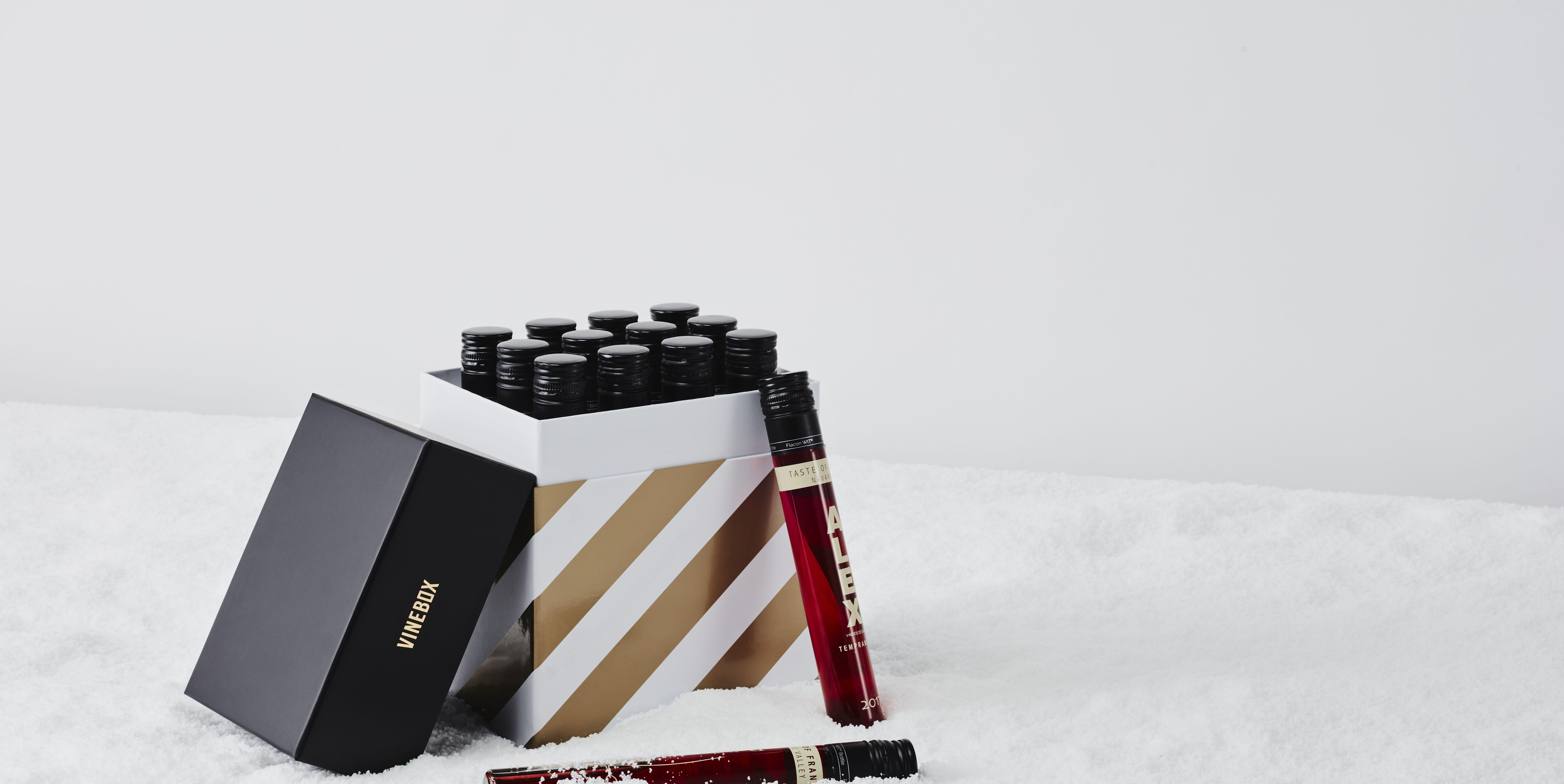 Vinebox Is Bringing Back Its 12 Days Of Wine Box