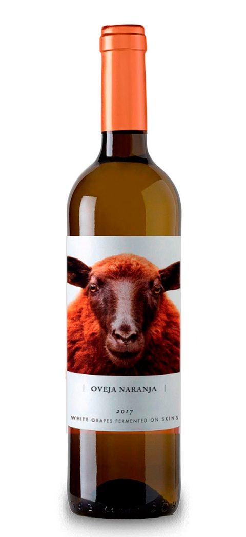 vinos-bonitos-etiquetas-oveja-naranja