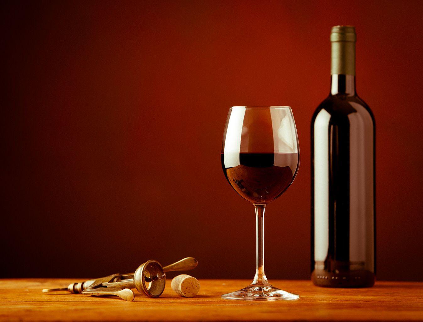 Planes con vino