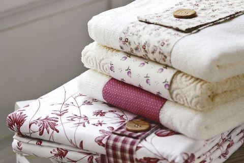 toallas siempre suaves y como nuevas