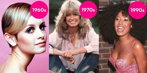 50 Vintage Beauty Trends From 60s 70s 80s And 90s That Are Back Vintage Hair And Makeup Trends
