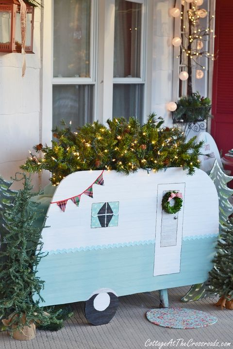 50 Best Outdoor Christmas Decorations Christmas Yard Decorating Ideas