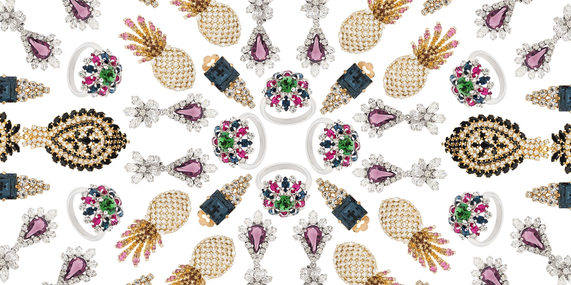 A Rare Collection of Dior Jewels is Up For Sale