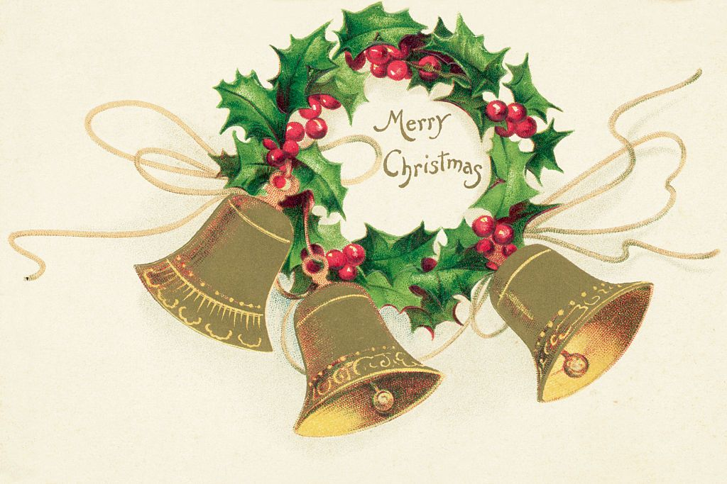 How to Collect Vintage Christmas Cards , Valuable Old