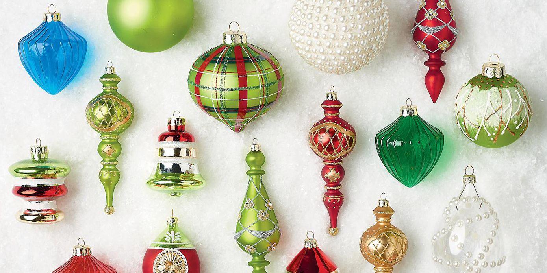 Charming Vintage Christmas Ornaments