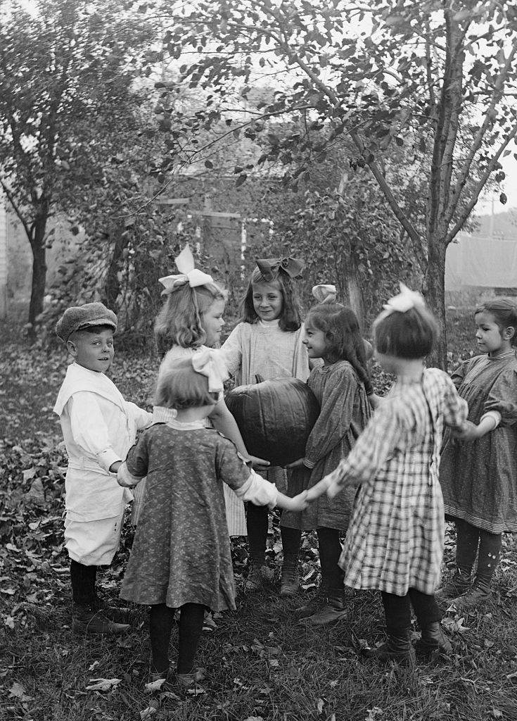 Vintage Halloween , What Halloween Was Like the Year You