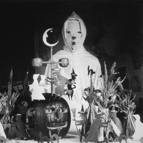 vintage halloween decorations 1905