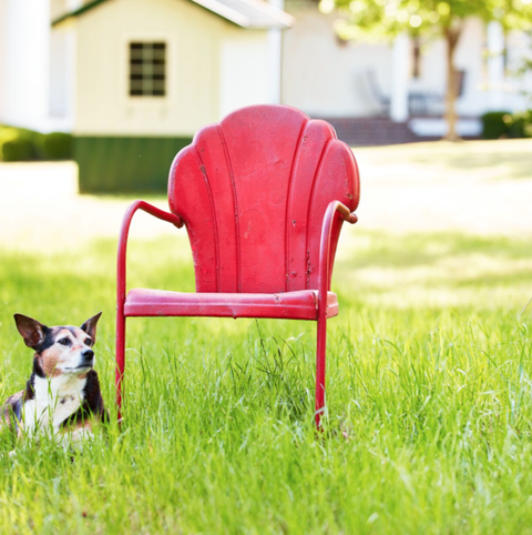 Retro Lawn Chairs Best Metal And, Vintage Metal Outdoor Chairs
