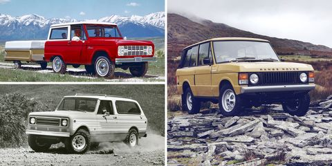 20 Awesome Old-School 4x4s for Kicking Your Off-Road Game Up a Notch