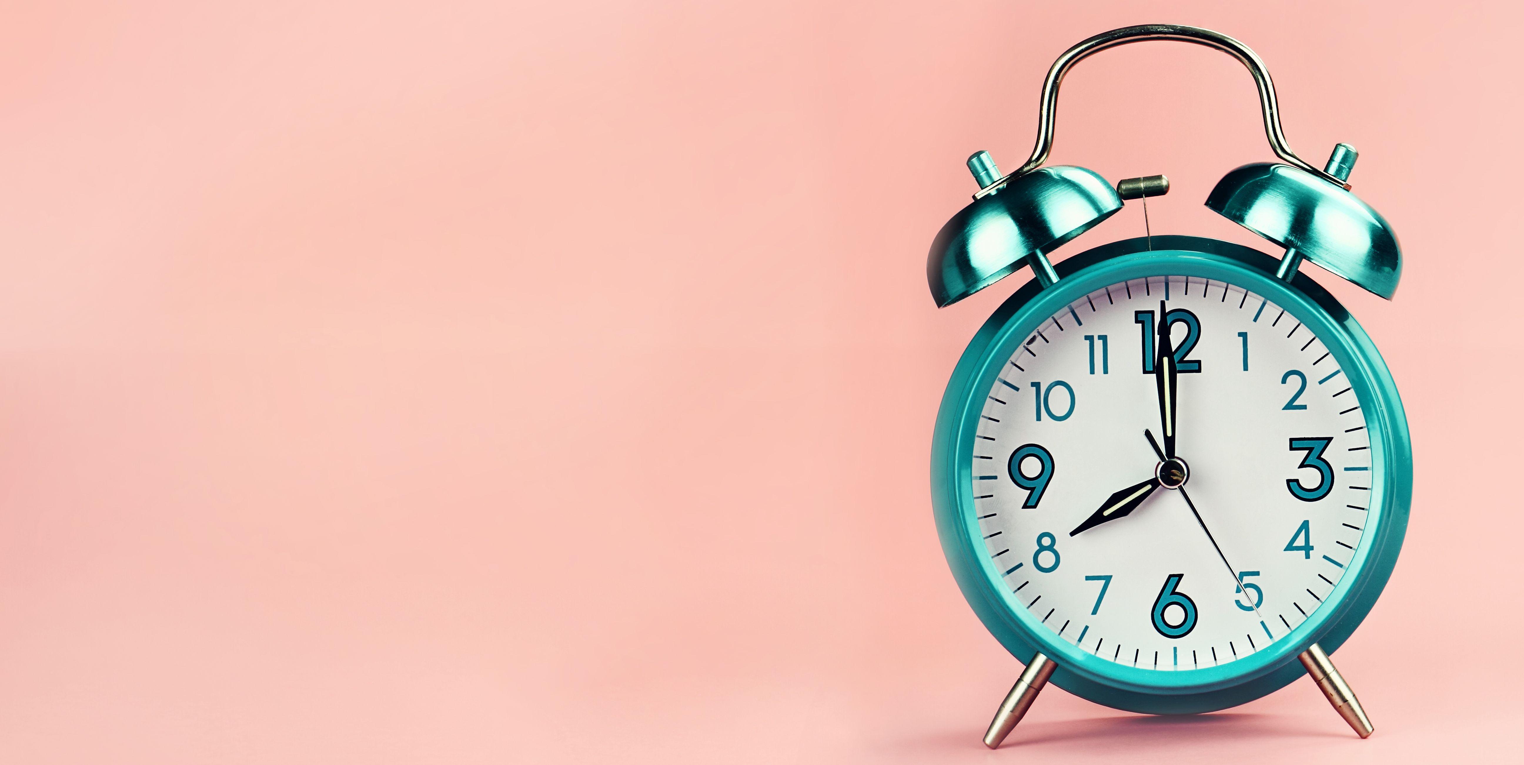 Vintage Retro Alarm Clock