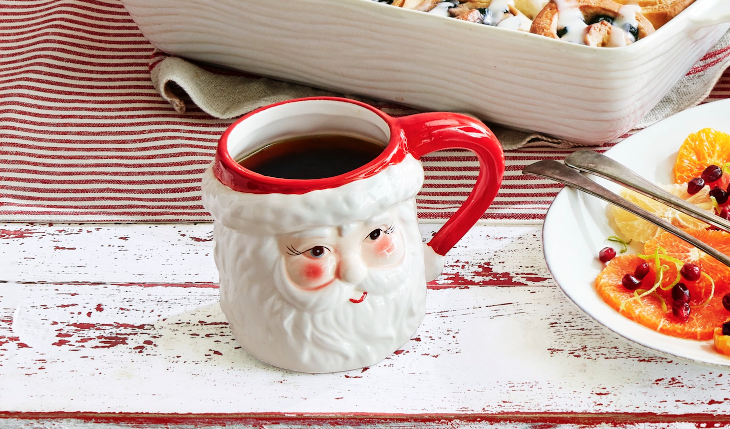 Vintage Santa Mugs To Buy How To Shop Retro Santa Mugs Online