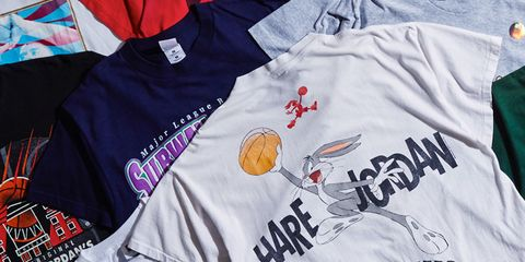 86e6239f38bd5c UNKNWN s New Vintage Nike T-Shirt Drop Is the Perfect Cap on the ...