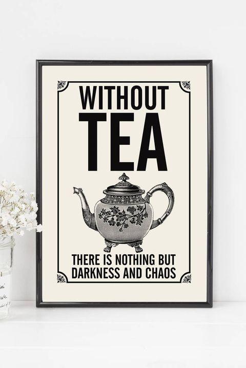Christmas Gift Guide For Tea Lovers
