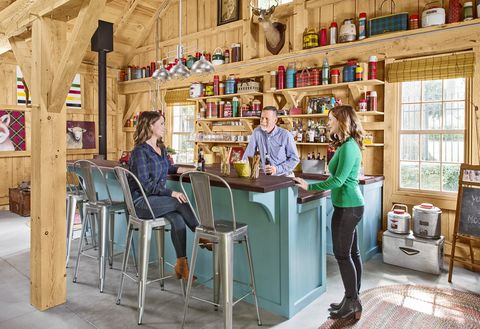 vintage-thermos-home-bar-ideas-country-living