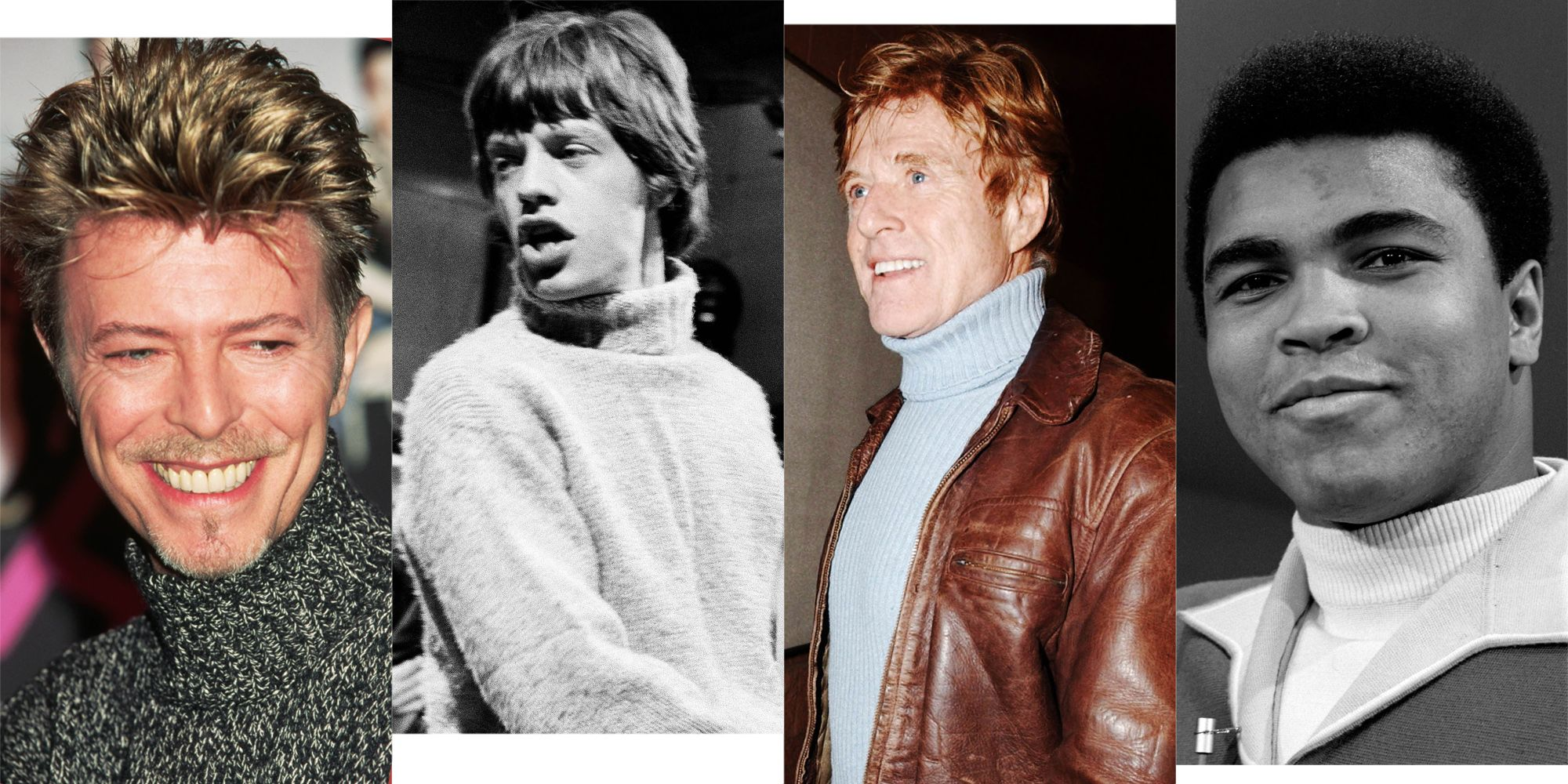 48 Times an Iconic Celebrity Looked Cool as Hell in a Turtleneck