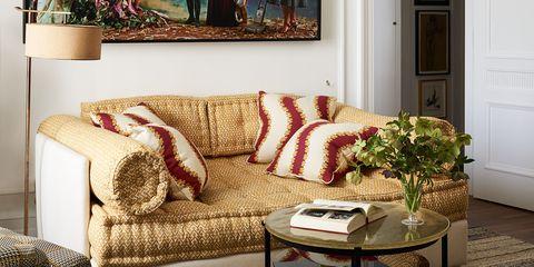 housing interiors. vintage upper west side apartment  House Tours Home Interiors Designer Tour Pictures