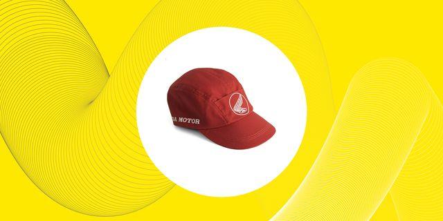 vintage automotive hats honda racing