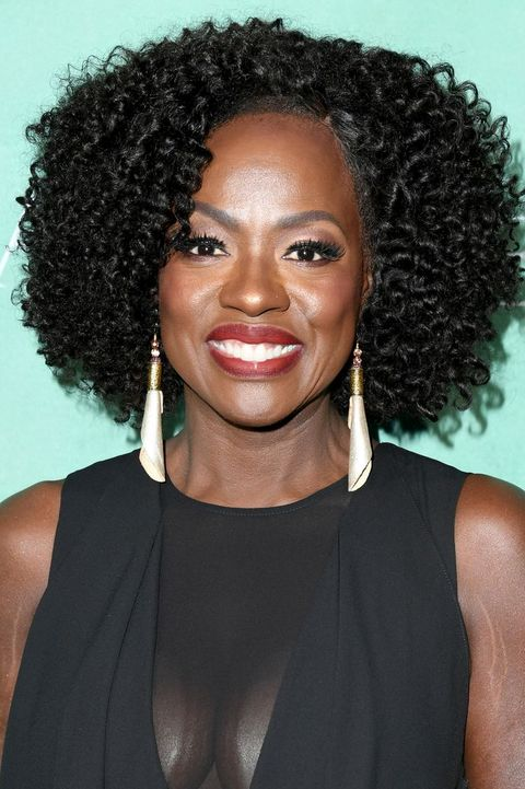 new style curly hair 20 easy curly hairstyles for 2019 best haircuts 6614 | viola davis 1545420739.jpg?crop=0.748xw:0.749xh;0