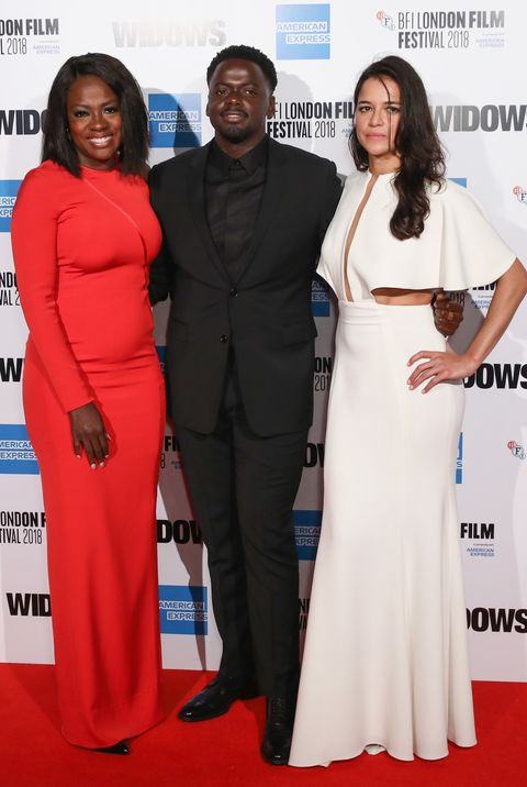 'Widows' European Premiere & Opening Night Gala -  62nd BFI London Film Festival