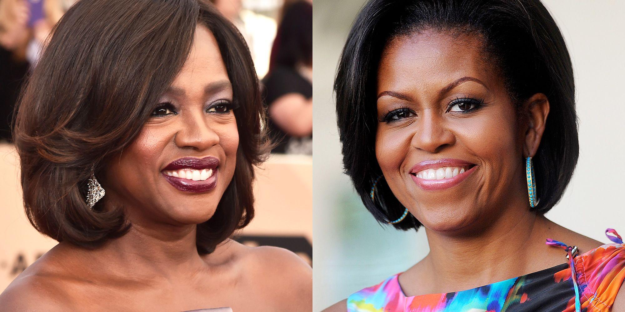 Viola Davis Will Play Michelle Obama in First Ladies