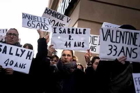 BELGIUM-PROTEST-WOMEN-VIOLENCE