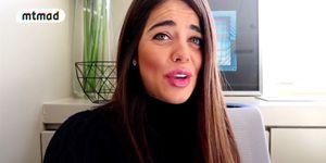 Violeta Mangriñán carga contra Julen (MYHYV) tras su ruptura en MTMAD