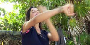 Violeta, Dakota y Carlos Lozano, guerra de insultos en 'SV'