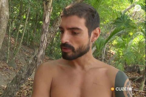 Fabio se harta de Violeta y protagonizan una monumental bronca en 'Supervivientes'