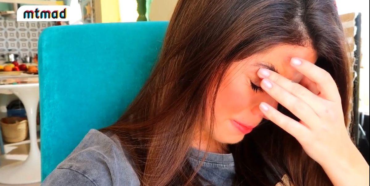 Violeta ('MYHYV') se rompe al hablar de su relación fallida con Noel Bayarri