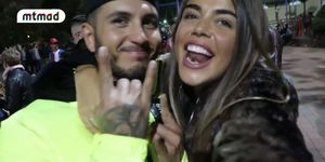 Omar Montes y Violeta