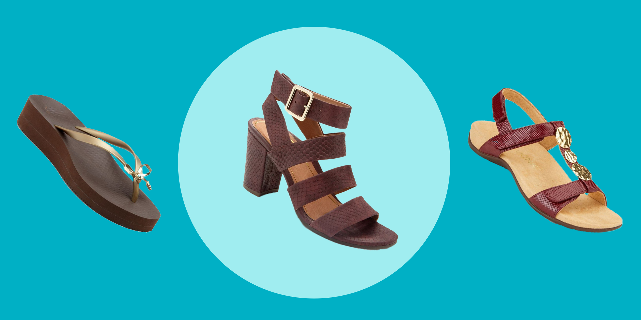 These Vionic Sandals Are 30% Off