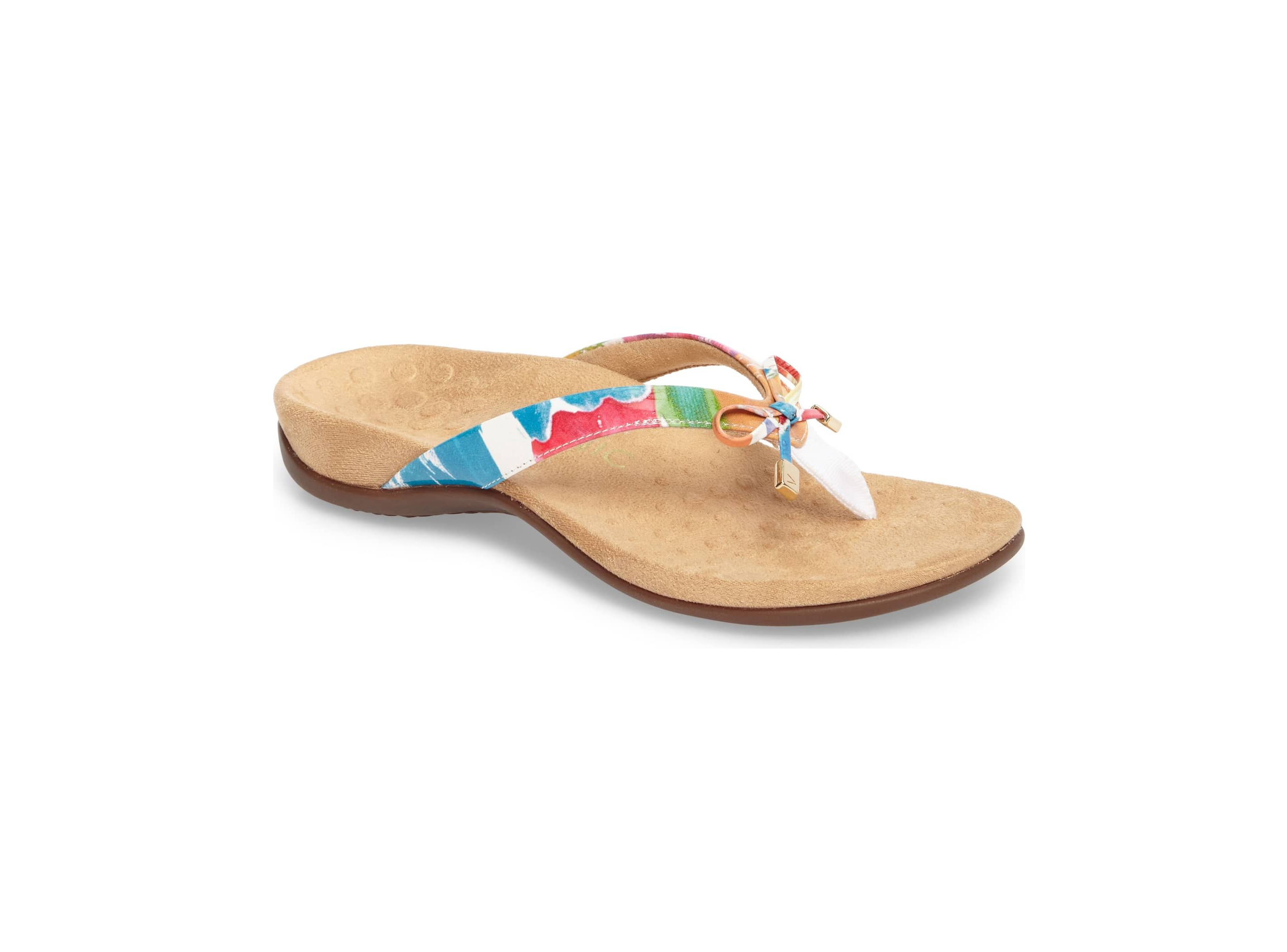sandals with the best arch support