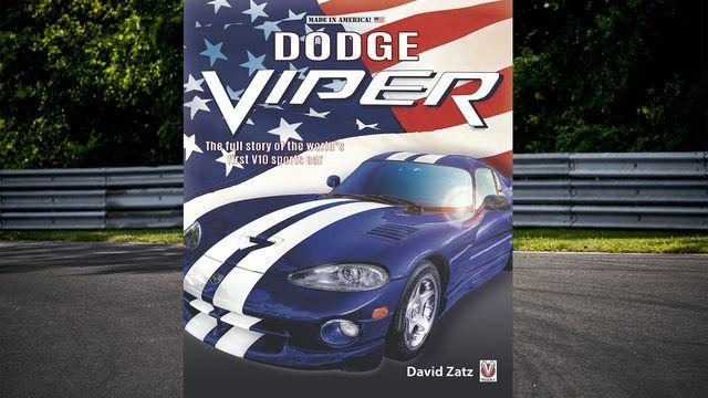 dodge viper book