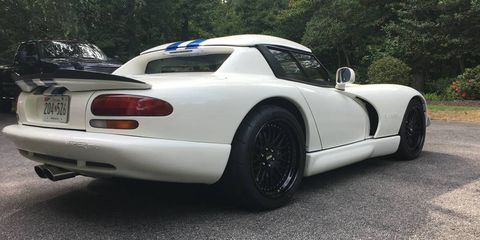 risk it all with this 50 000 supercharged first gen viper on craigslist