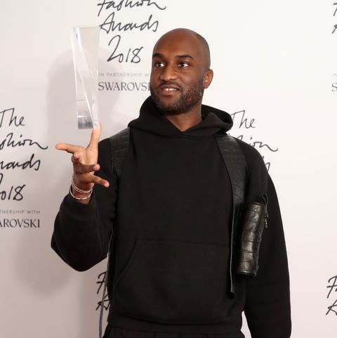 The Fashion Awards 2018 In Partnership With Swarovski - Winners Room