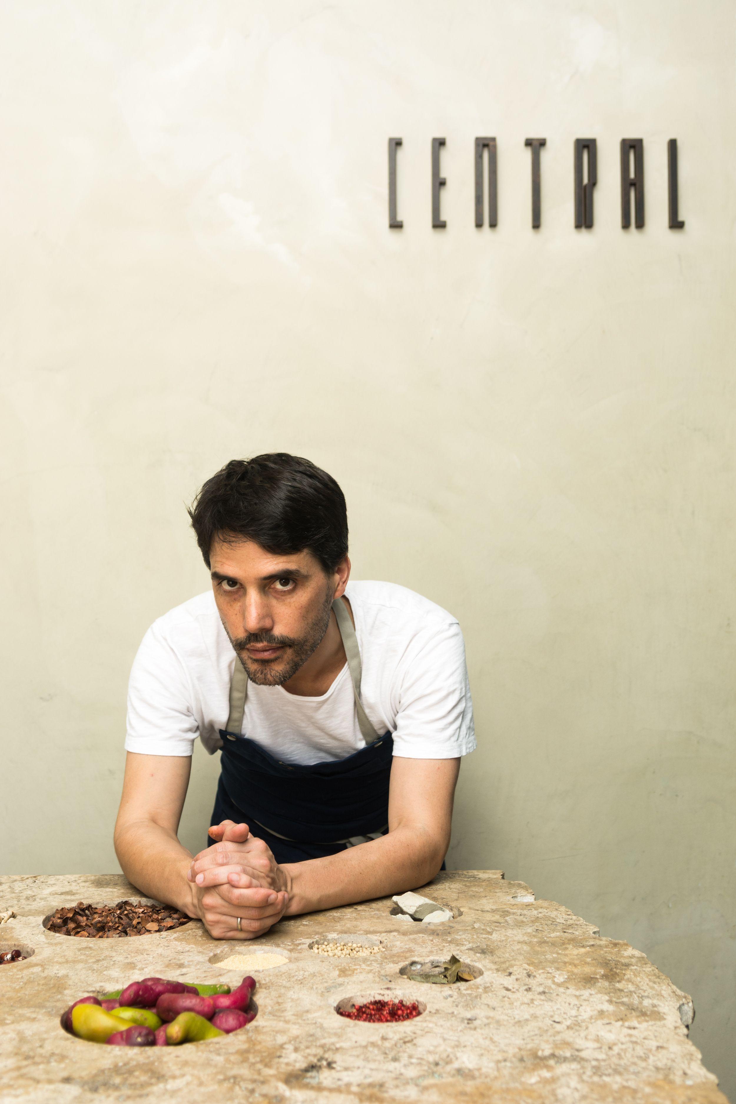 Virgilio Martínez chef Perù