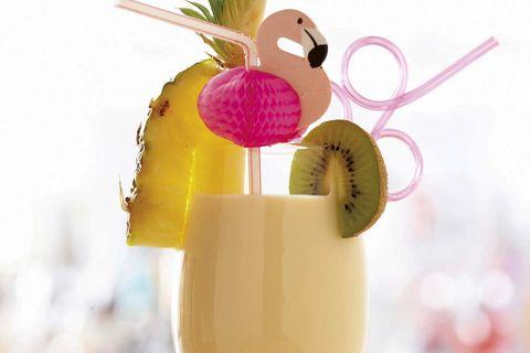 cocktail virgin colada piña colada sin alcohol