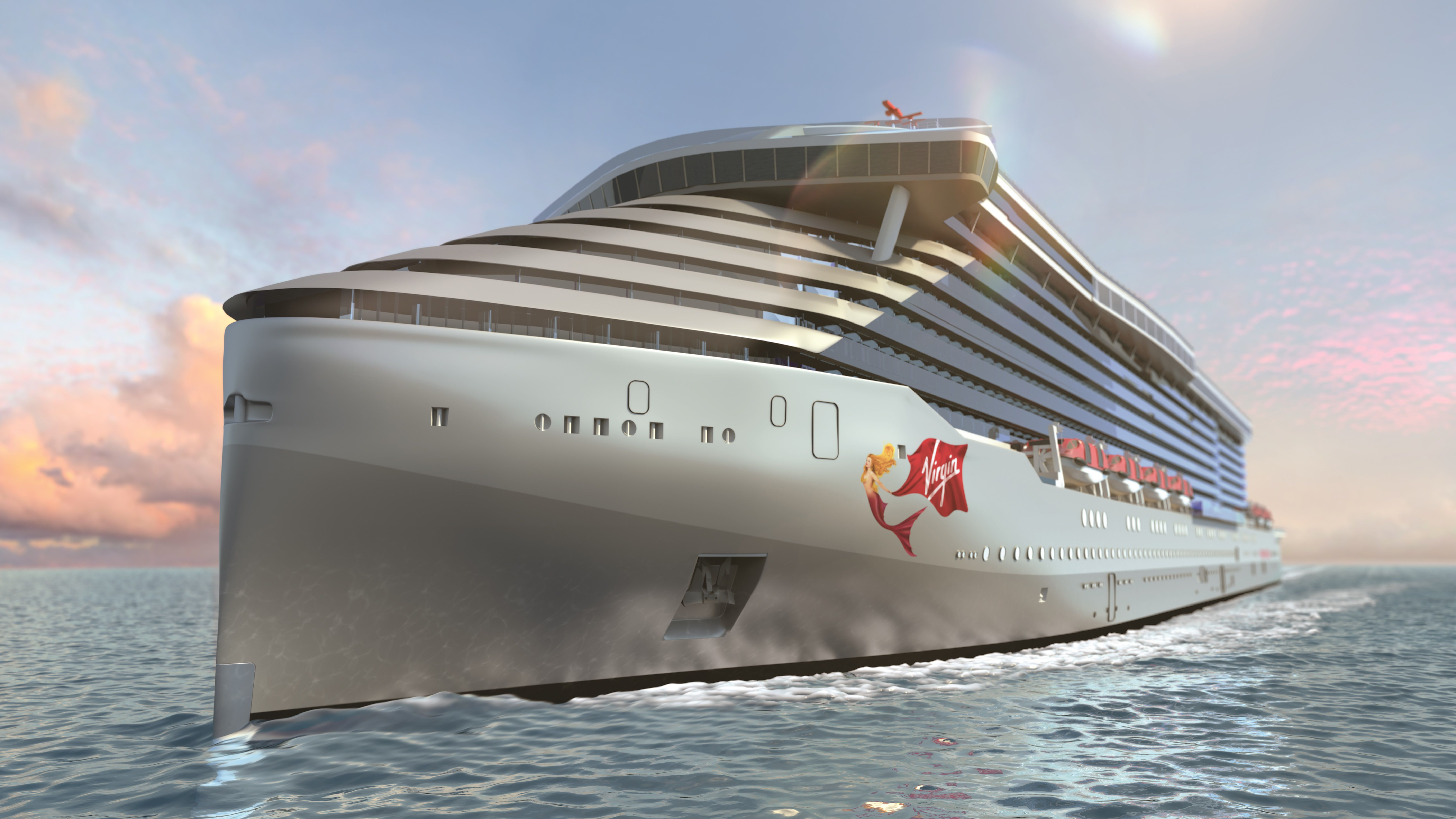 Take A Look Inside Virgin Voyages' Adults Only Cruise Ship, The Scarlet Lady
