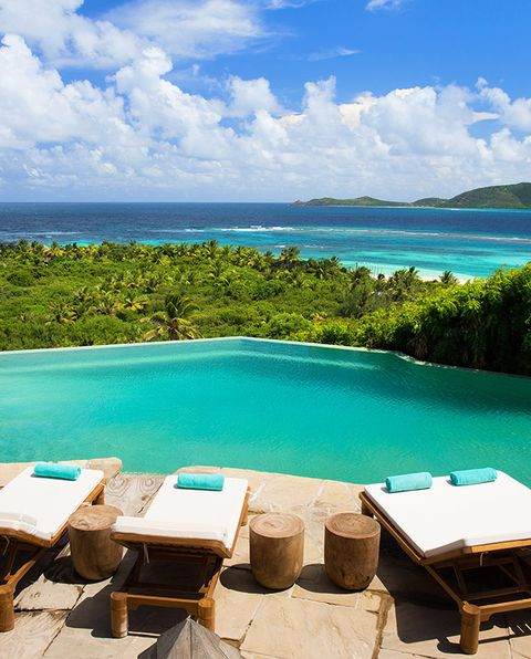 Property, Resort, Vacation, Swimming pool, Caribbean, Sky, Real estate, Azure, House, Bay,