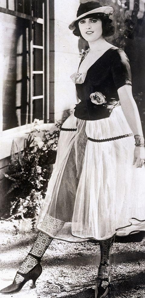 Photograph, Clothing, Vintage clothing, Retro style, Fashion, Snapshot, Dress, Waist, Standing, Shoulder,