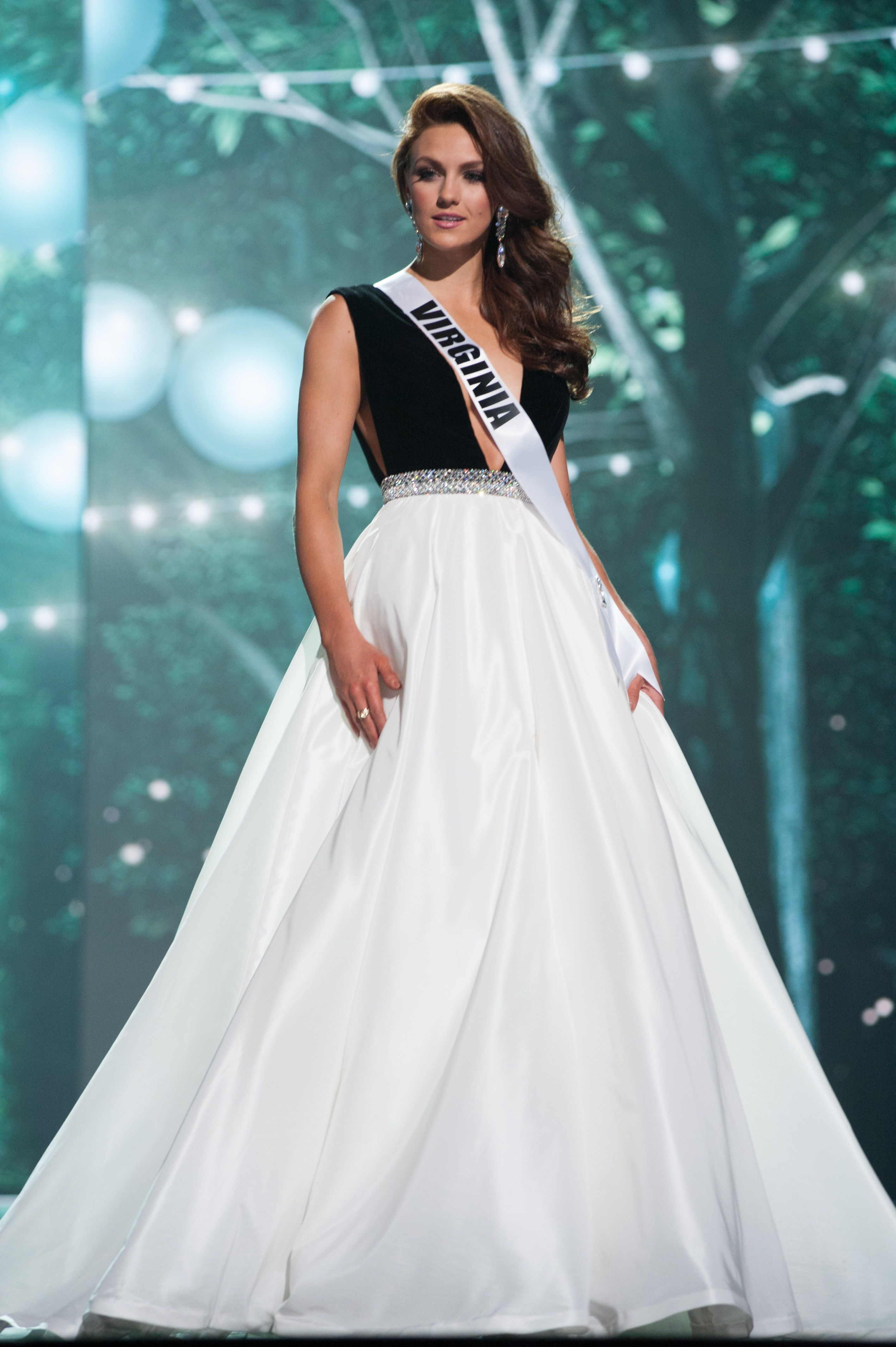 Miss USA Universe 2018 Gown