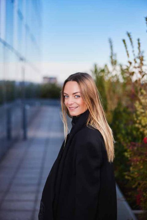 virginie courtin clarins, social responsibility strategy