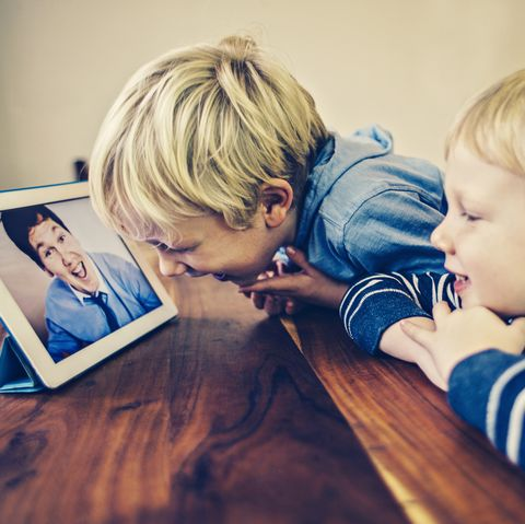 virtual babysitting