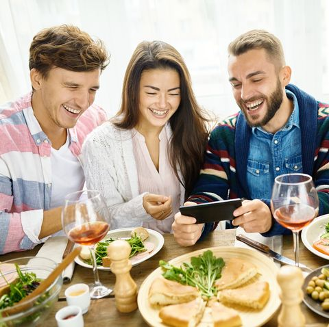 virtual graduation ideas dinner party