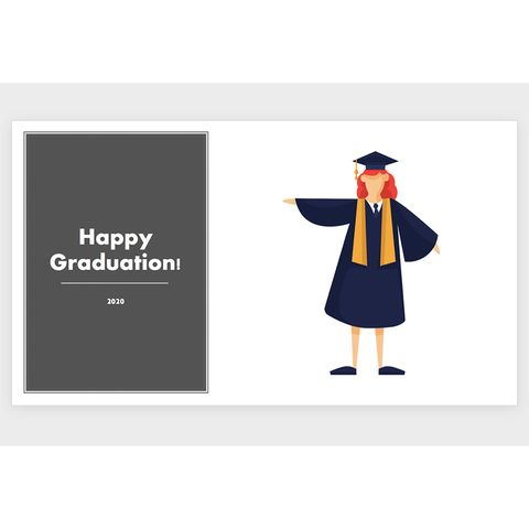 virtual graduation ideas power point