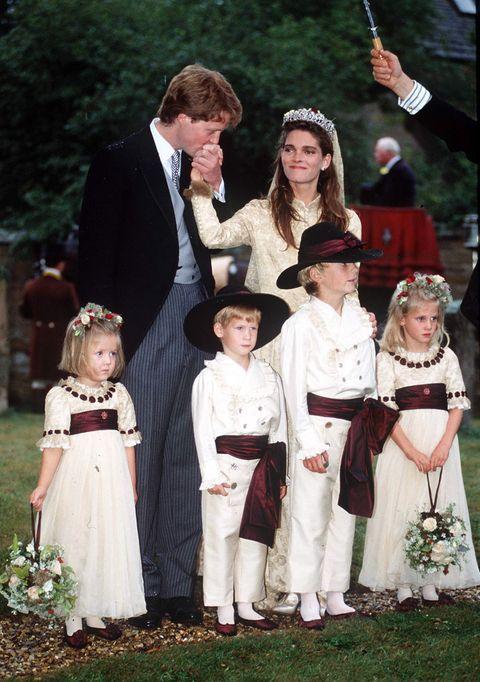 ヴィクトリア・ロックウッド 結婚式 チャールズ・スペンサー