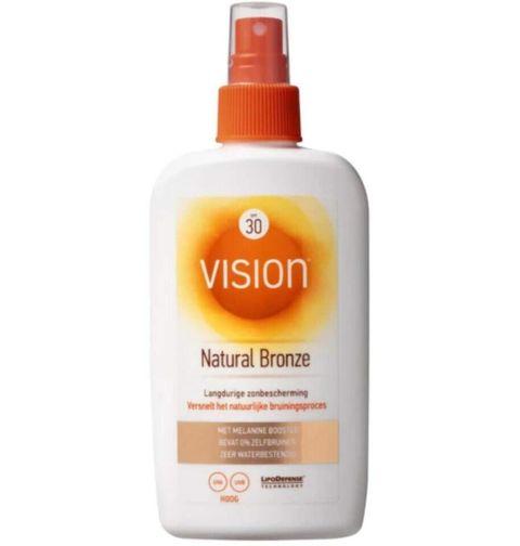 vision natural bronze spa 30
