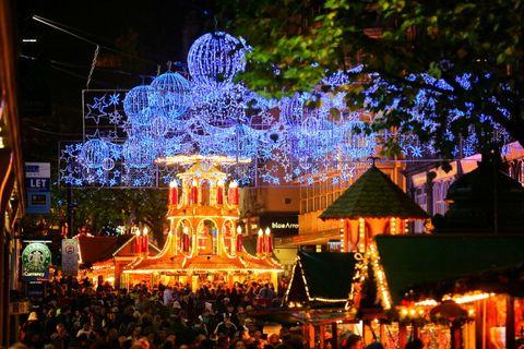 Birmingham Christmas Market VERANDA